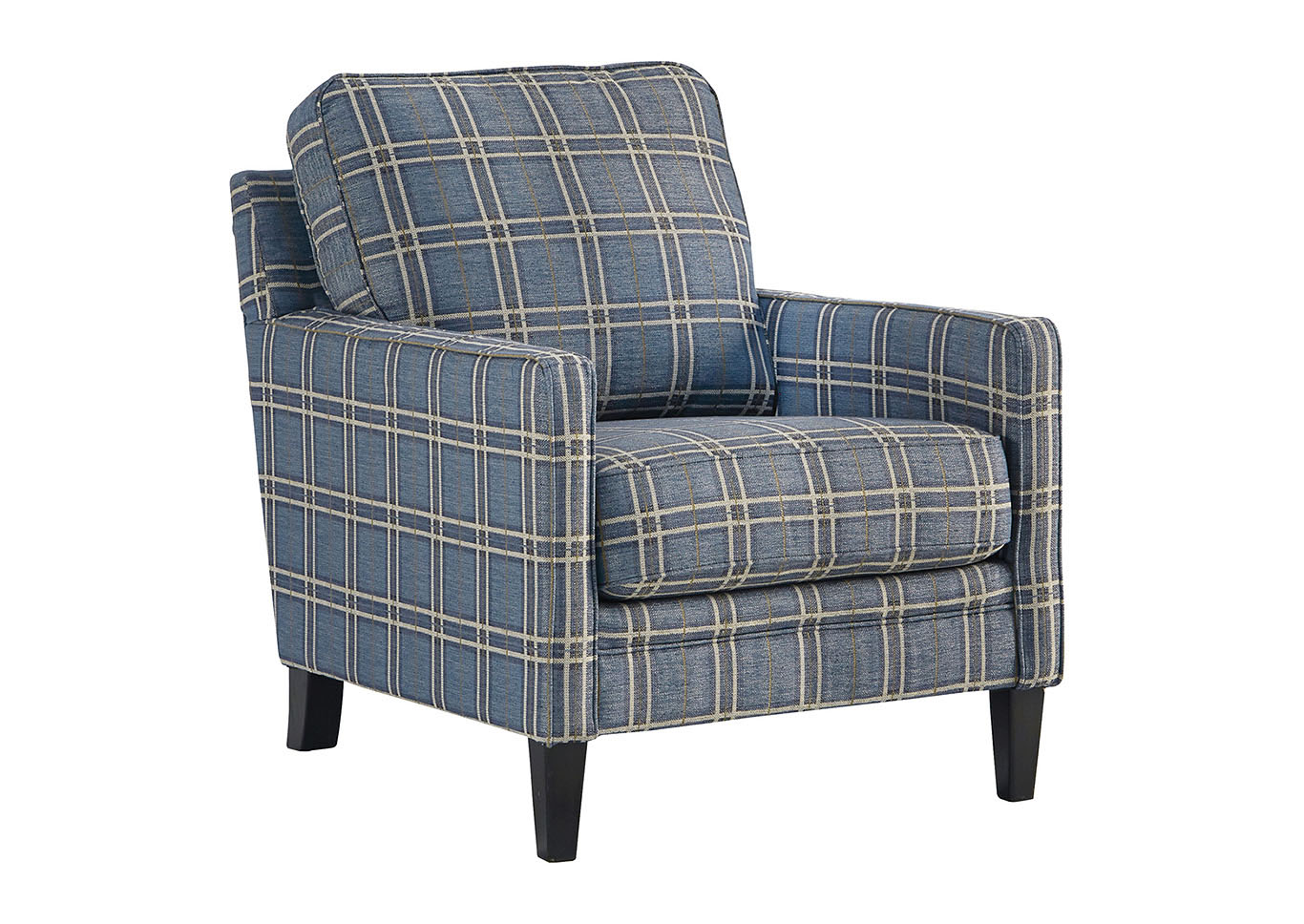 Traemore Linen Accent Chair,Signature Design By Ashley