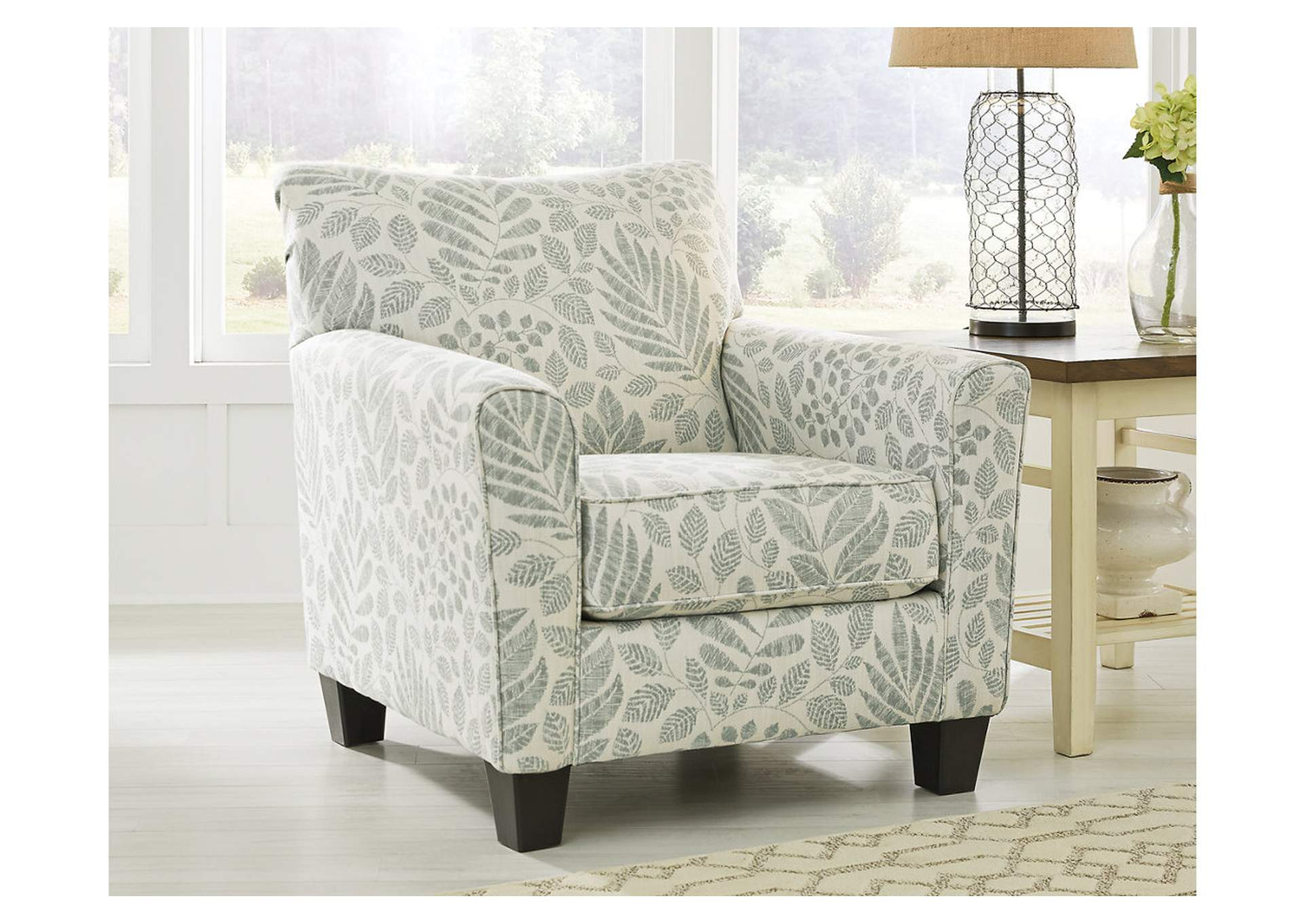 Kilarney Mist Accent Chair,Signature Design By Ashley