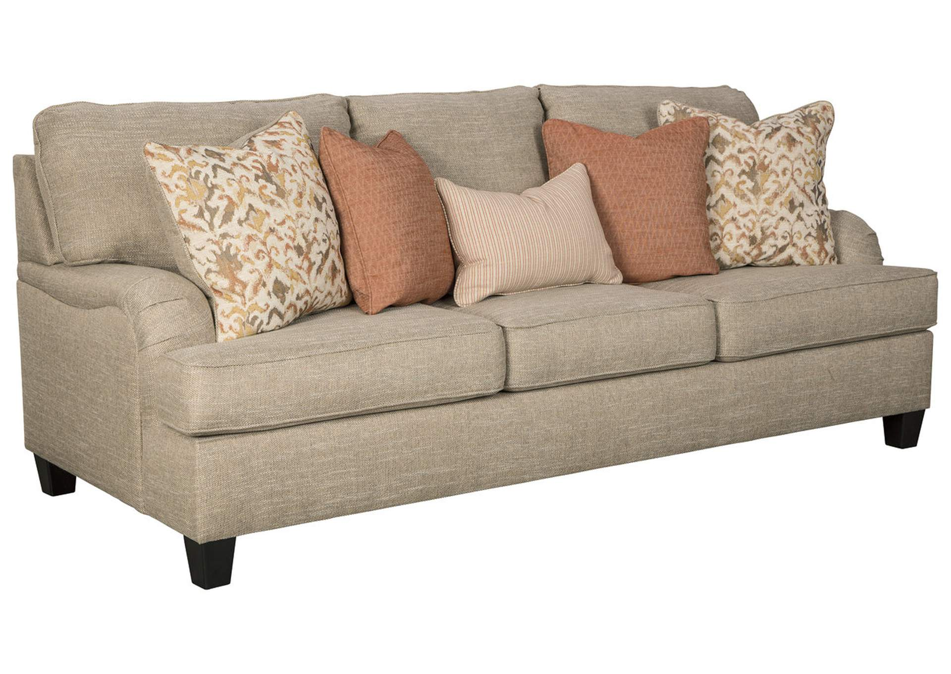 Almanza Wheat Queen Sofa Sleeper,Signature Design By Ashley