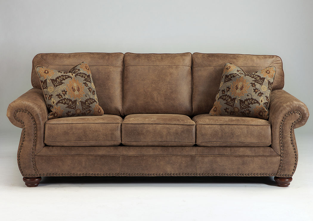 Furniture liquidators home center larkinhurst earth sofa for Furniture liquidators