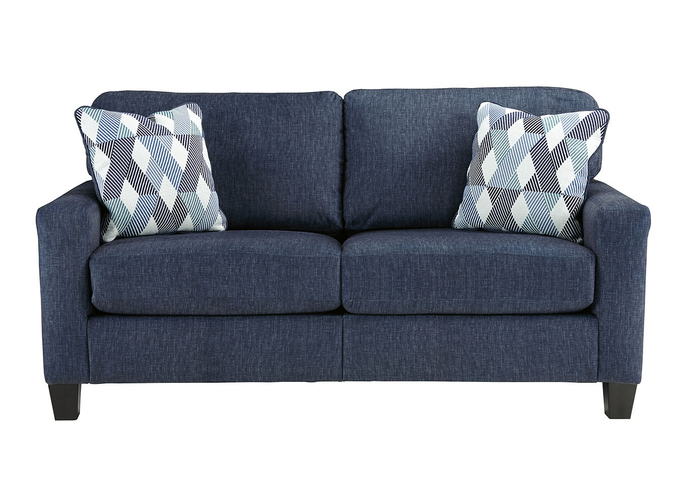Burgos Navy Sofa,Signature Design By Ashley