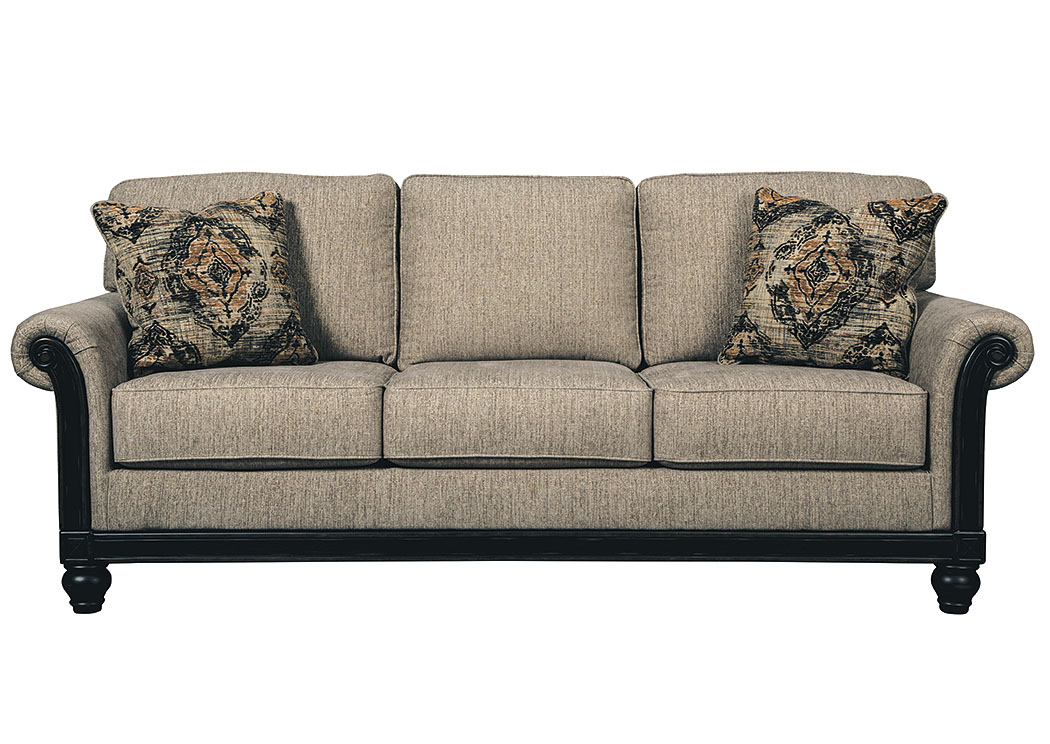 Blackwood Taupe Sofa,Signature Design By Ashley