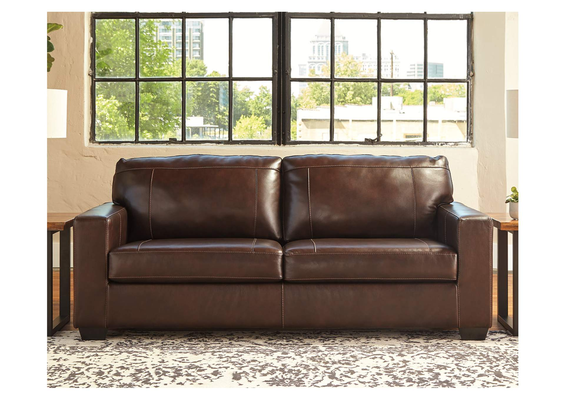 Morelos Chocolate Sofa,Signature Design By Ashley