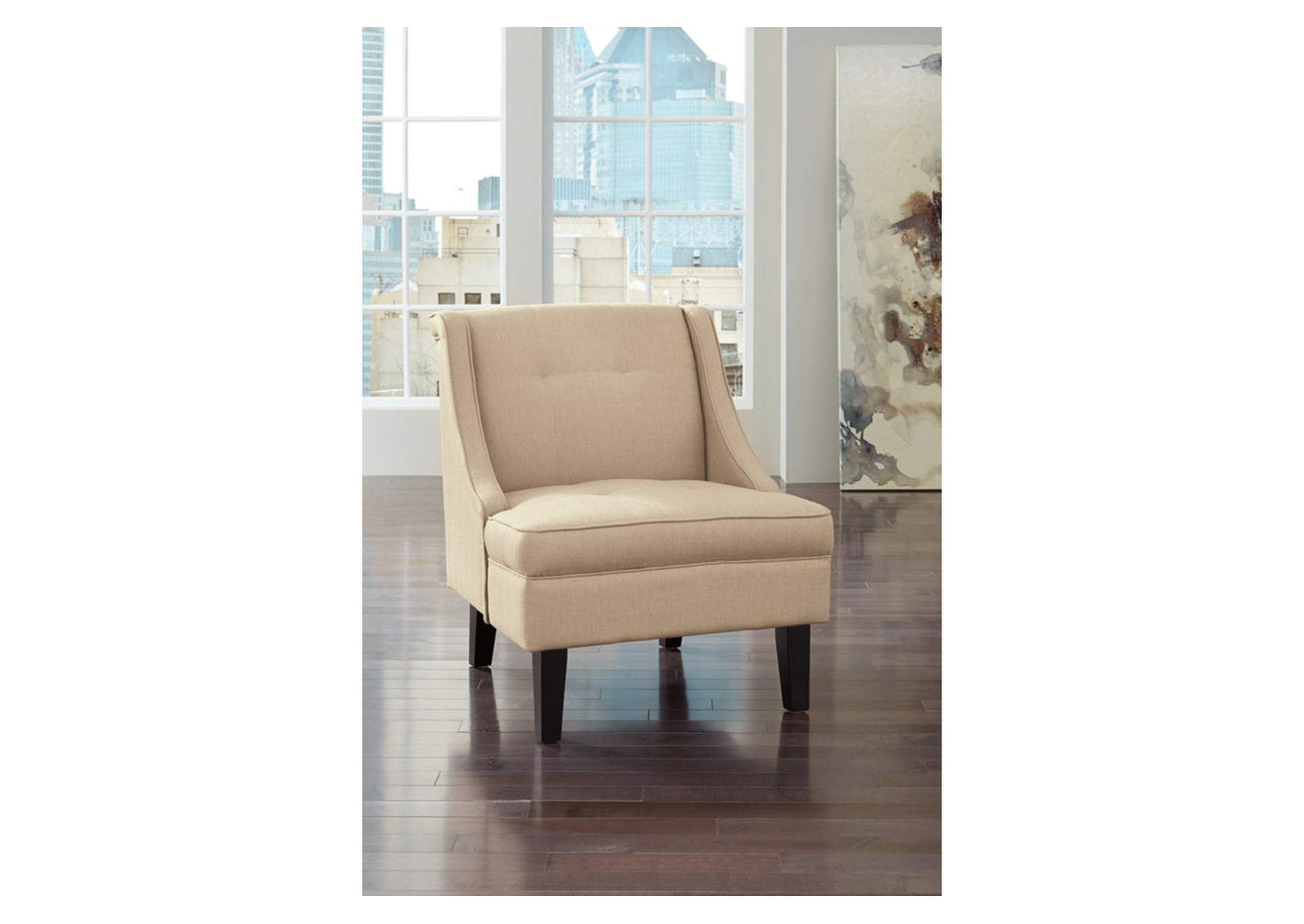 cream accent chair overstock furniture langley park catonsville 13574 | 36230 60