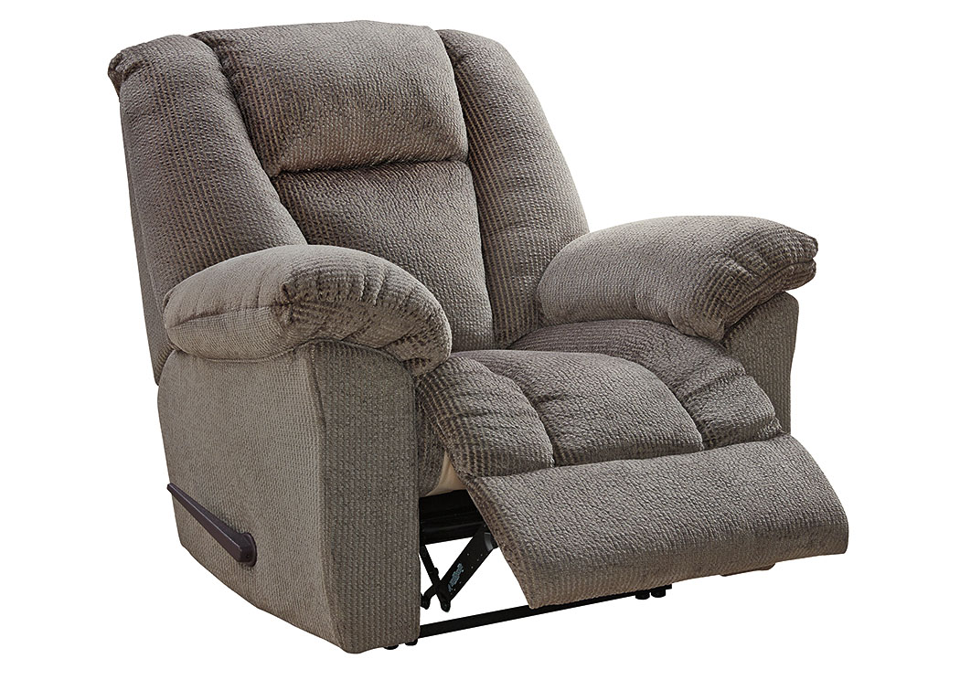 Nimmons Taupe Zero Wall Recliner,Signature Design By Ashley