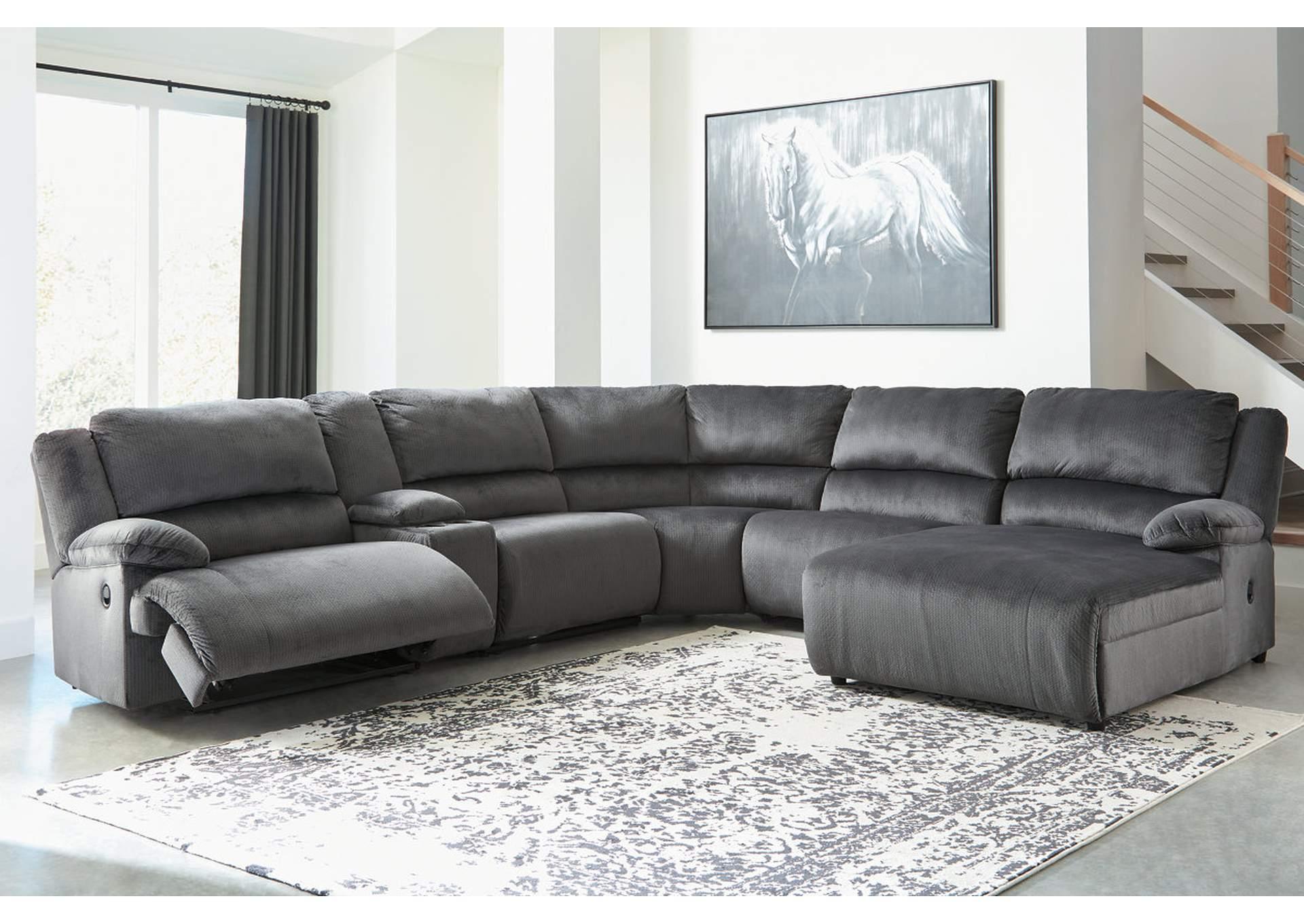 Cool Furniture American Furniture Of Slidell Clonmel Charcoal Inzonedesignstudio Interior Chair Design Inzonedesignstudiocom