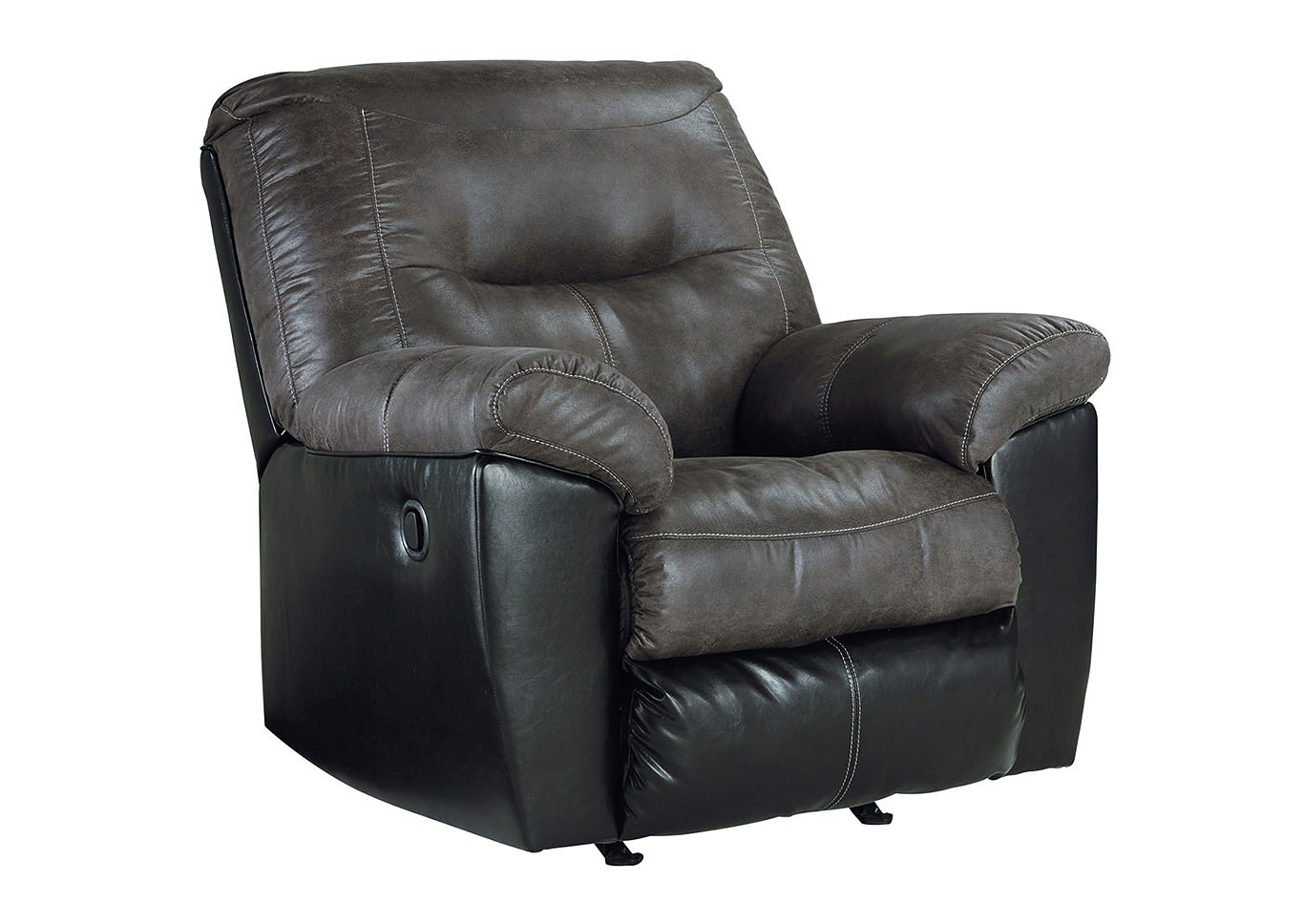 All Brands Furniture   Edison, Greenbrook, North Brunswick, Perth Amboy,  Linden NJ Leonberg Slate Rocker Recliner
