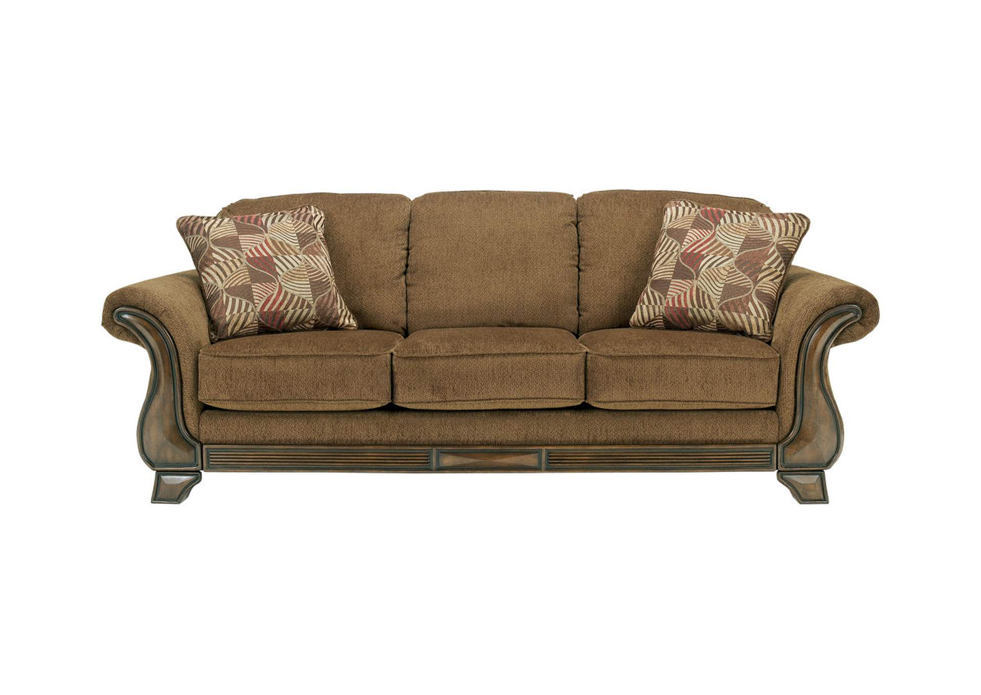 Montgomery Mocha Sofa,Signature Design By Ashley