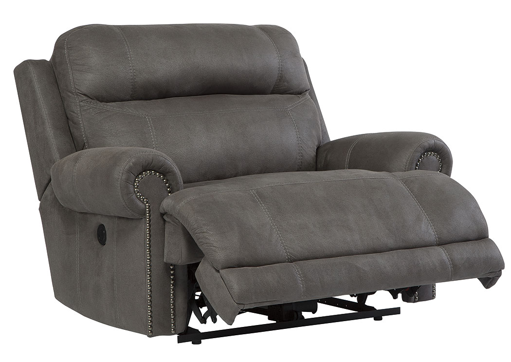 Austere Gray Zero Wall Recliner,Signature Design By Ashley