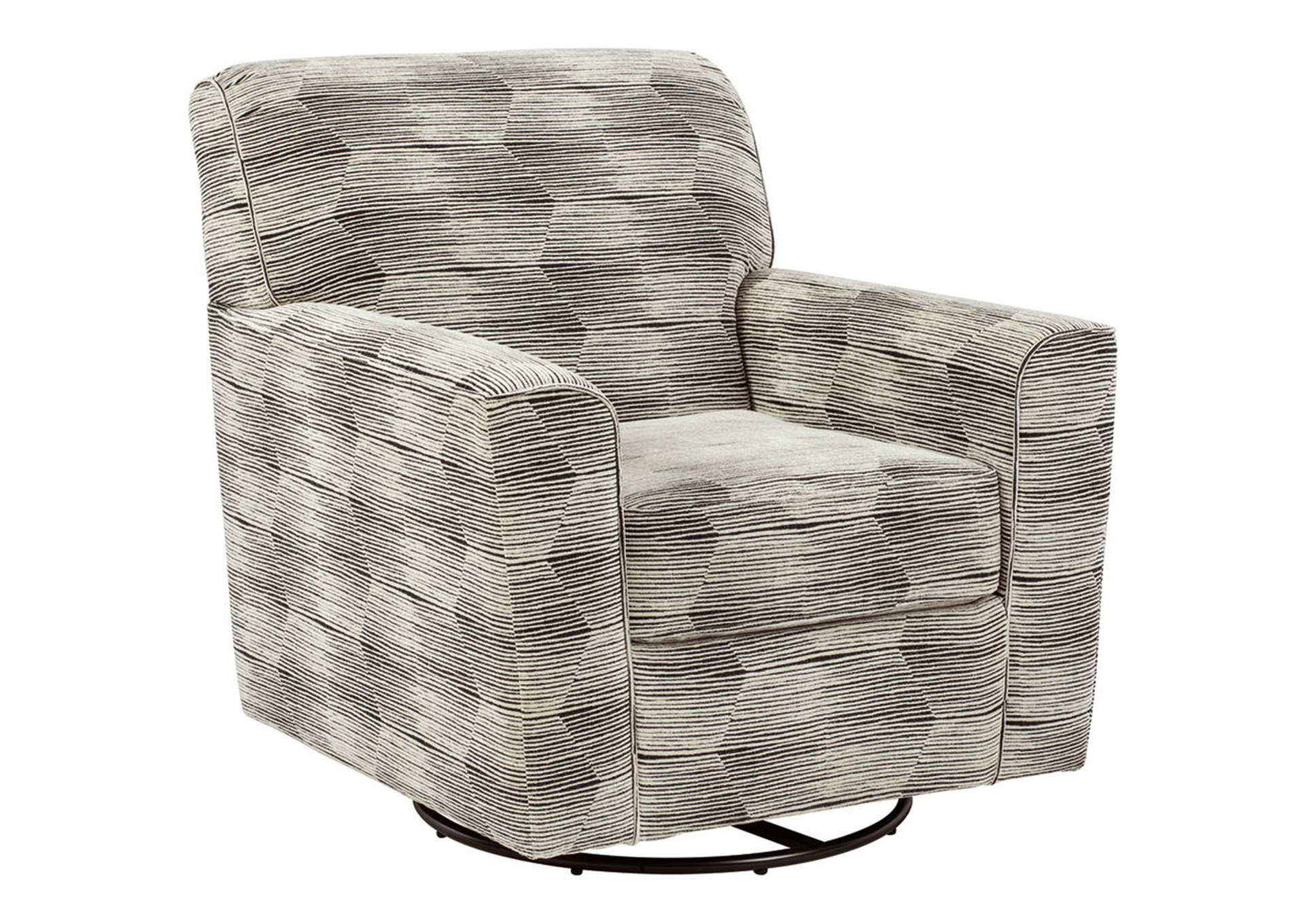Callisburg Swivel Glider Accent Chair Ace Furniture And Decor