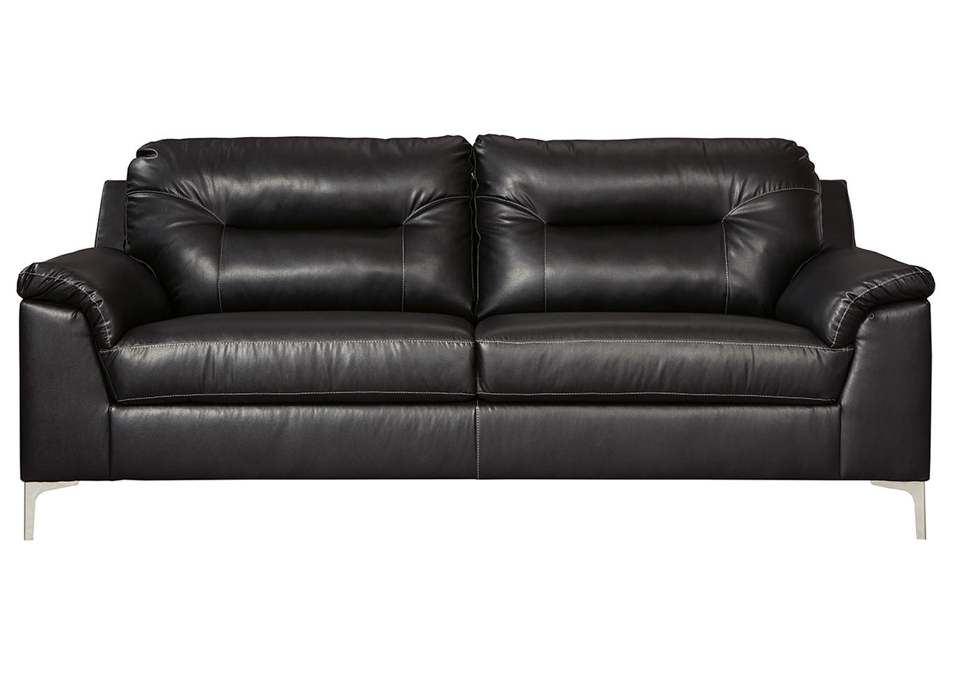 Tensas Black Sofa,Signature Design By Ashley