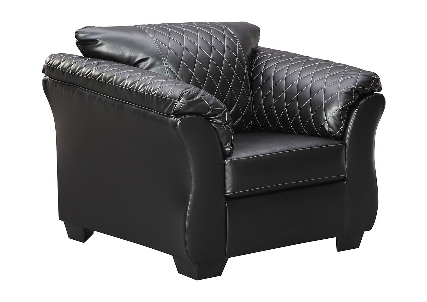 Bertrillo Black Chair,Signature Design By Ashley