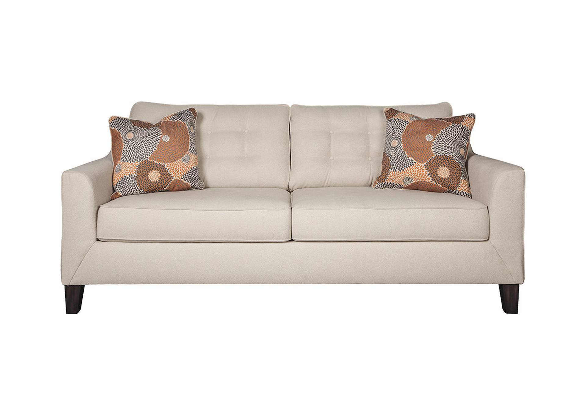 Benissa Alabaster Queen Sofa Sleeper,Signature Design By Ashley