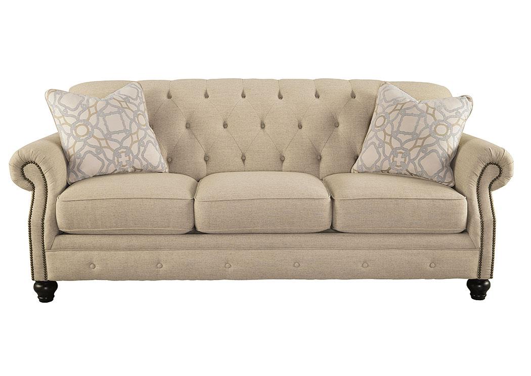 Goree 39 s furniture opelika al kieran natural sofa for Sofa natura 6650
