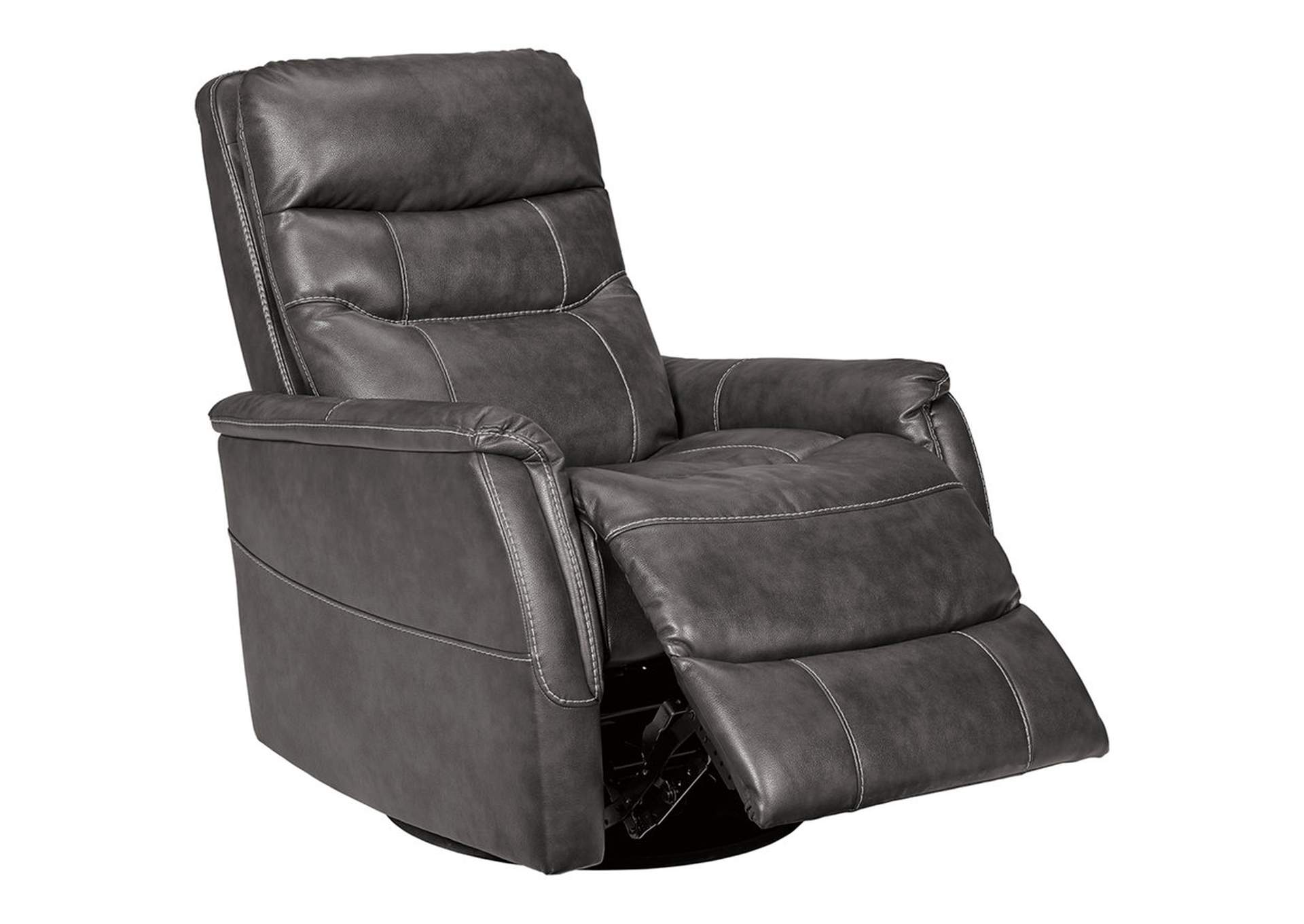 Riptyme Quarry Swivel Glider Recliner,Signature Design By Ashley