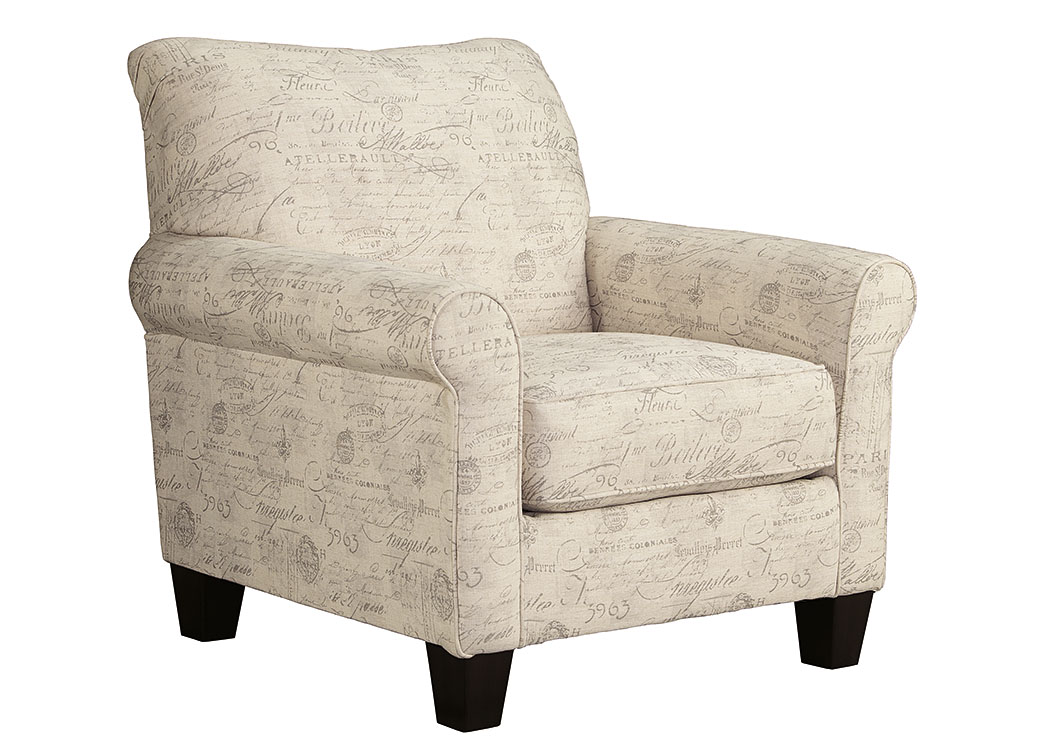 Baveria Fog Accent Chair,Signature Design By Ashley
