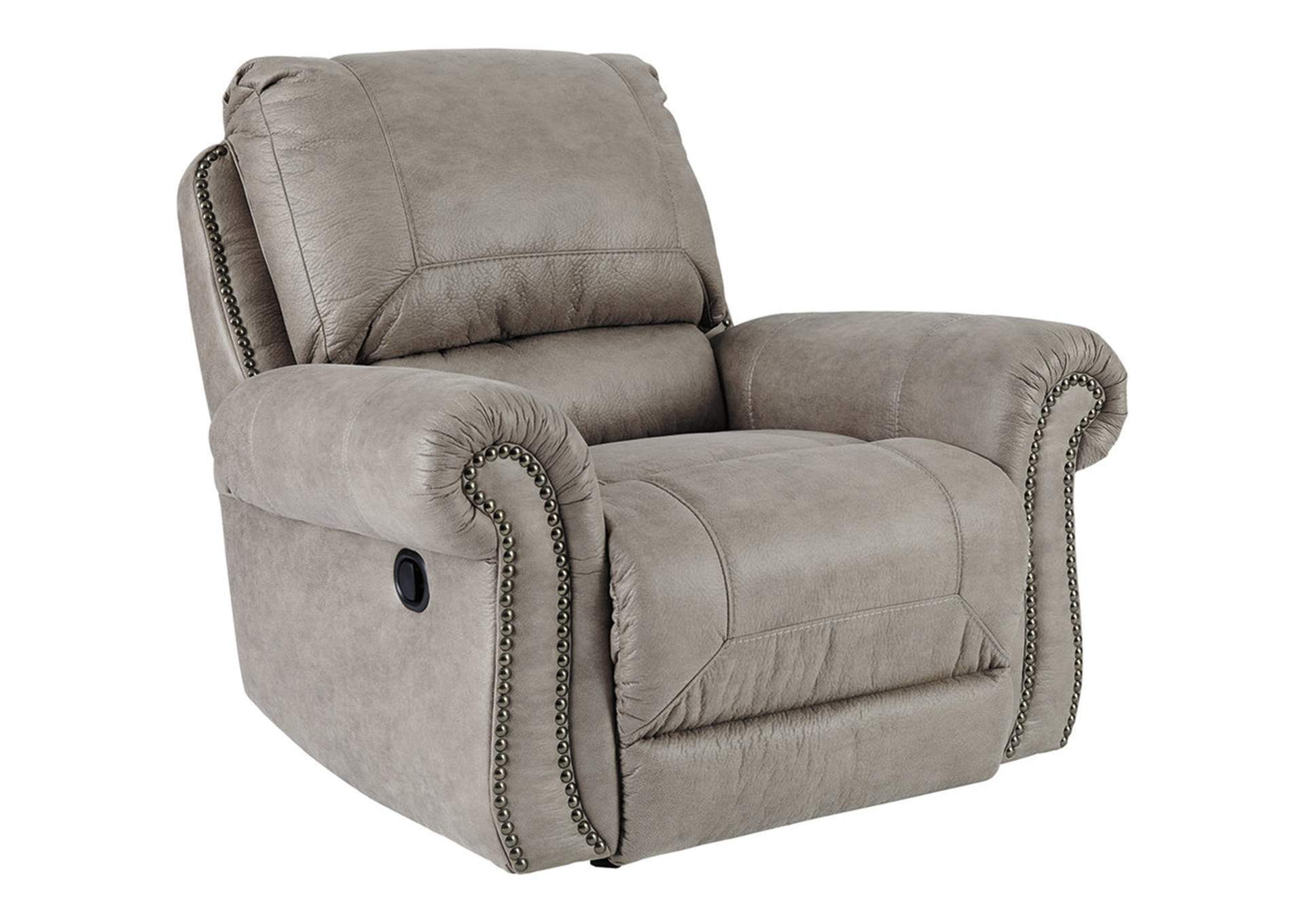 Olsberg Steel Rocker Recliner,Signature Design By Ashley