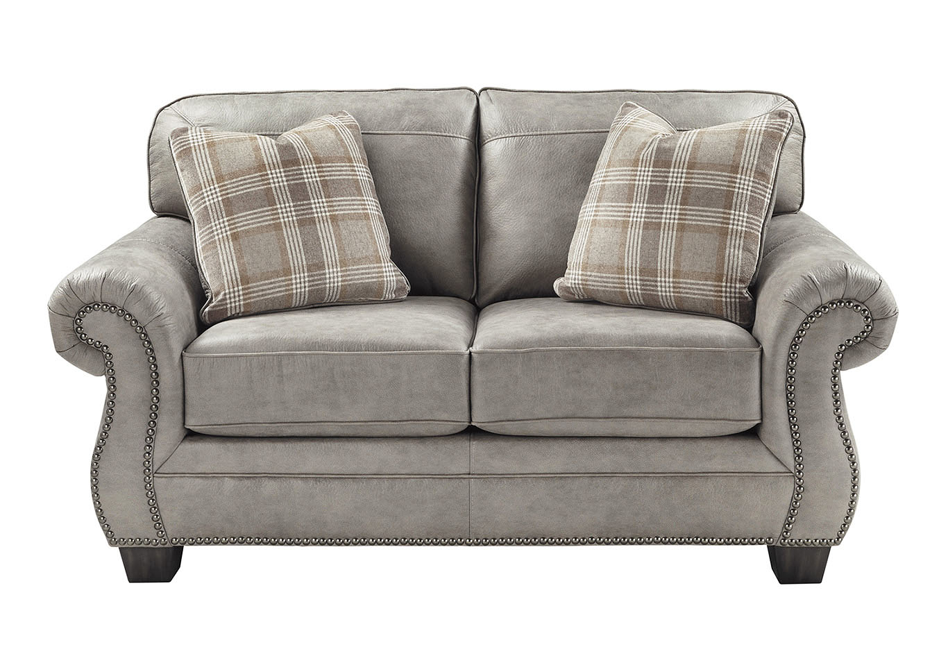 Olsberg Steel Loveseat,Signature Design By Ashley