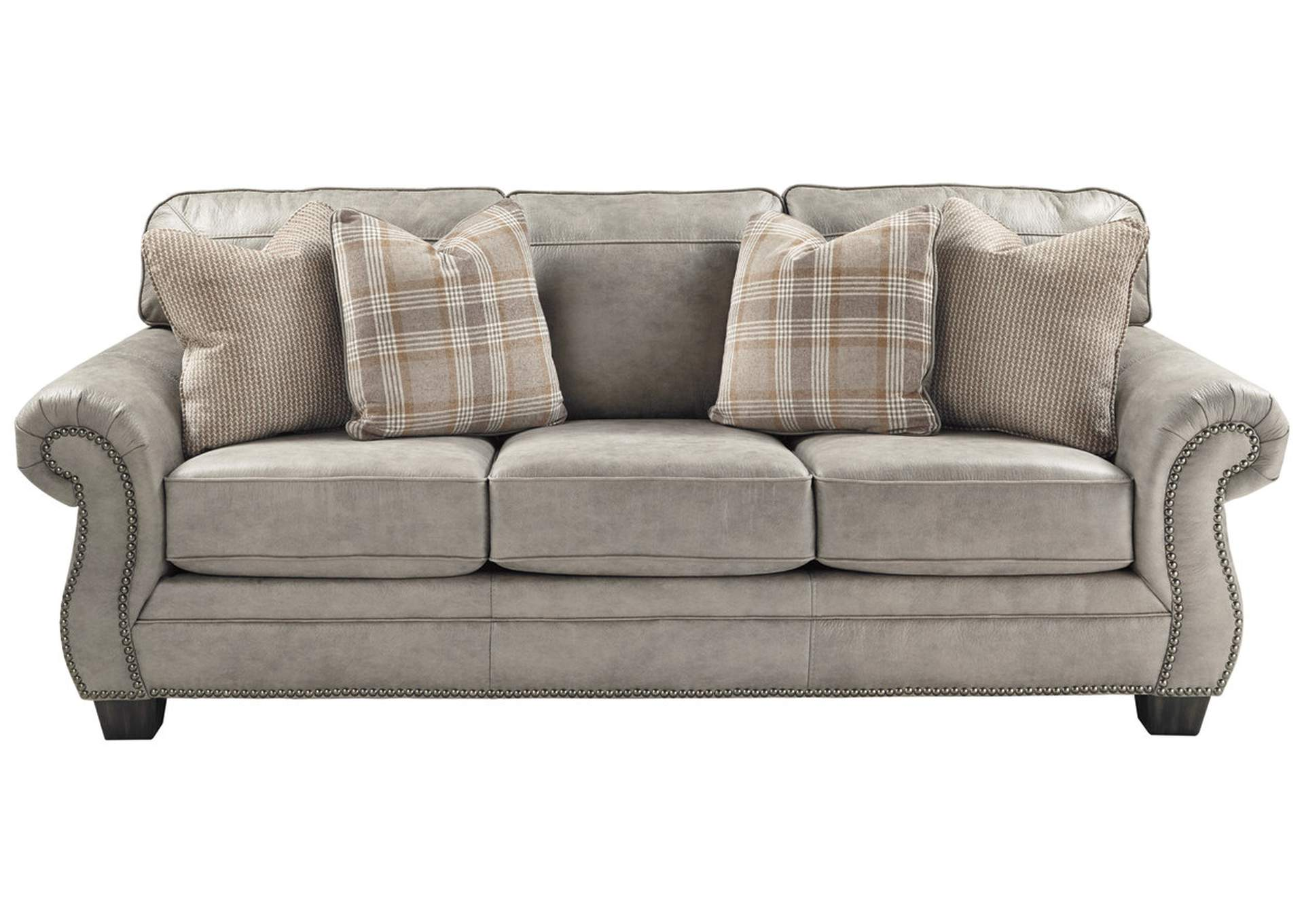 Olsberg Steel Sofa,Signature Design By Ashley
