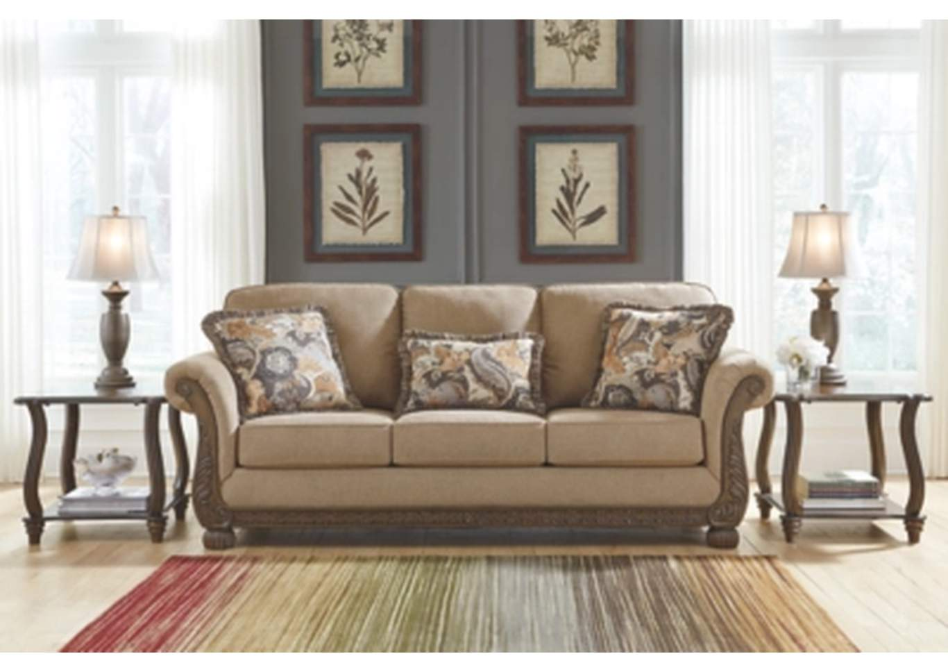 Westerwood Patina Sofa,Signature Design By Ashley