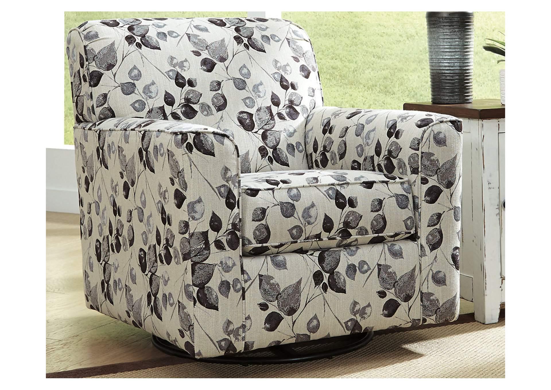 Pleasant Curlys Furniture Abney Platinum Swivel Accent Chair Creativecarmelina Interior Chair Design Creativecarmelinacom