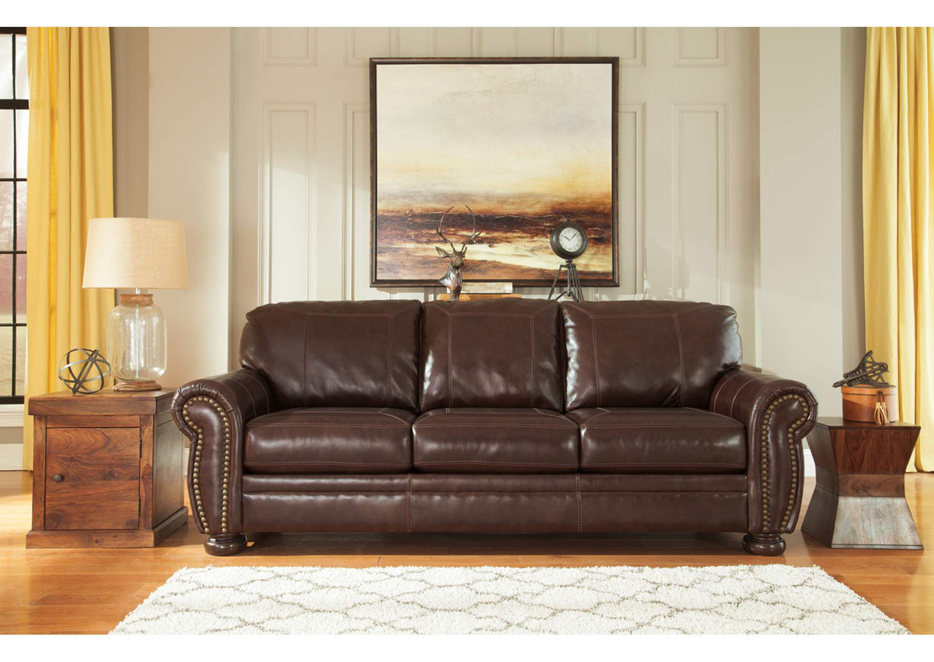 Banner Coffee Queen Sofa Sleeper,Signature Design By Ashley
