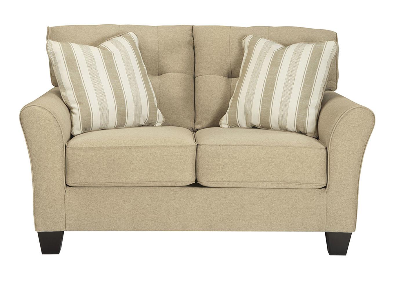 Frugal Furniture   Boston, Mattapan, Jamaica Plain, Dorchester MA Laryn  Khaki Loveseat