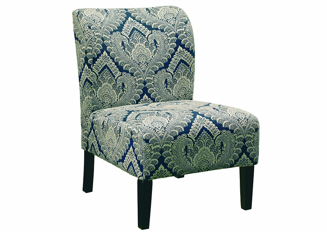 Honnally Sapphire Accent Chair,Signature Design By Ashley