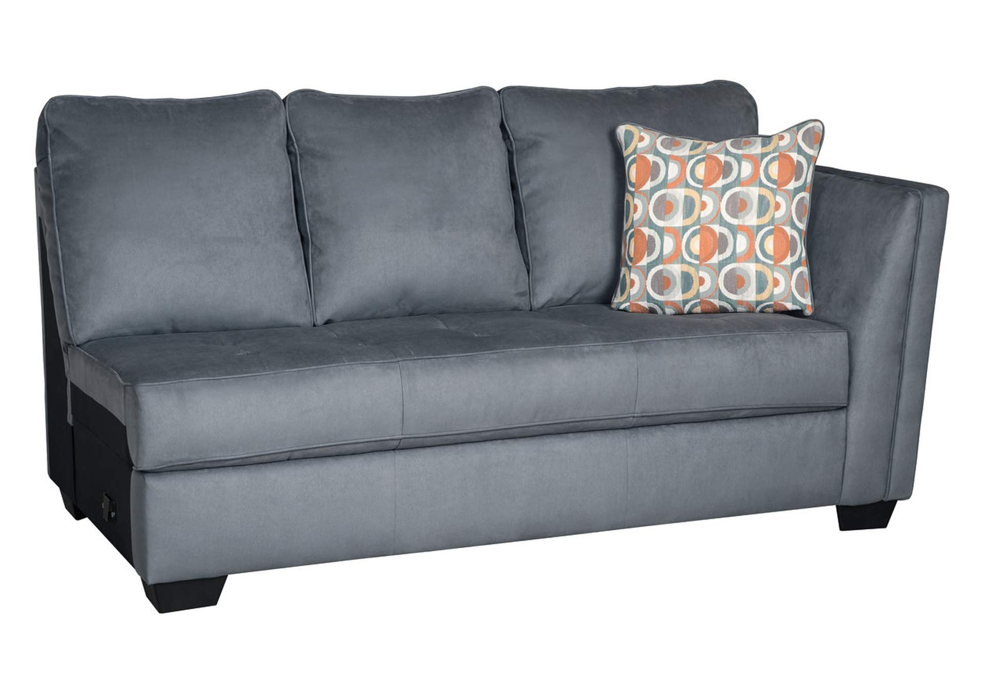 Filone Steel RAF Sofa Chaise,Signature Design By Ashley