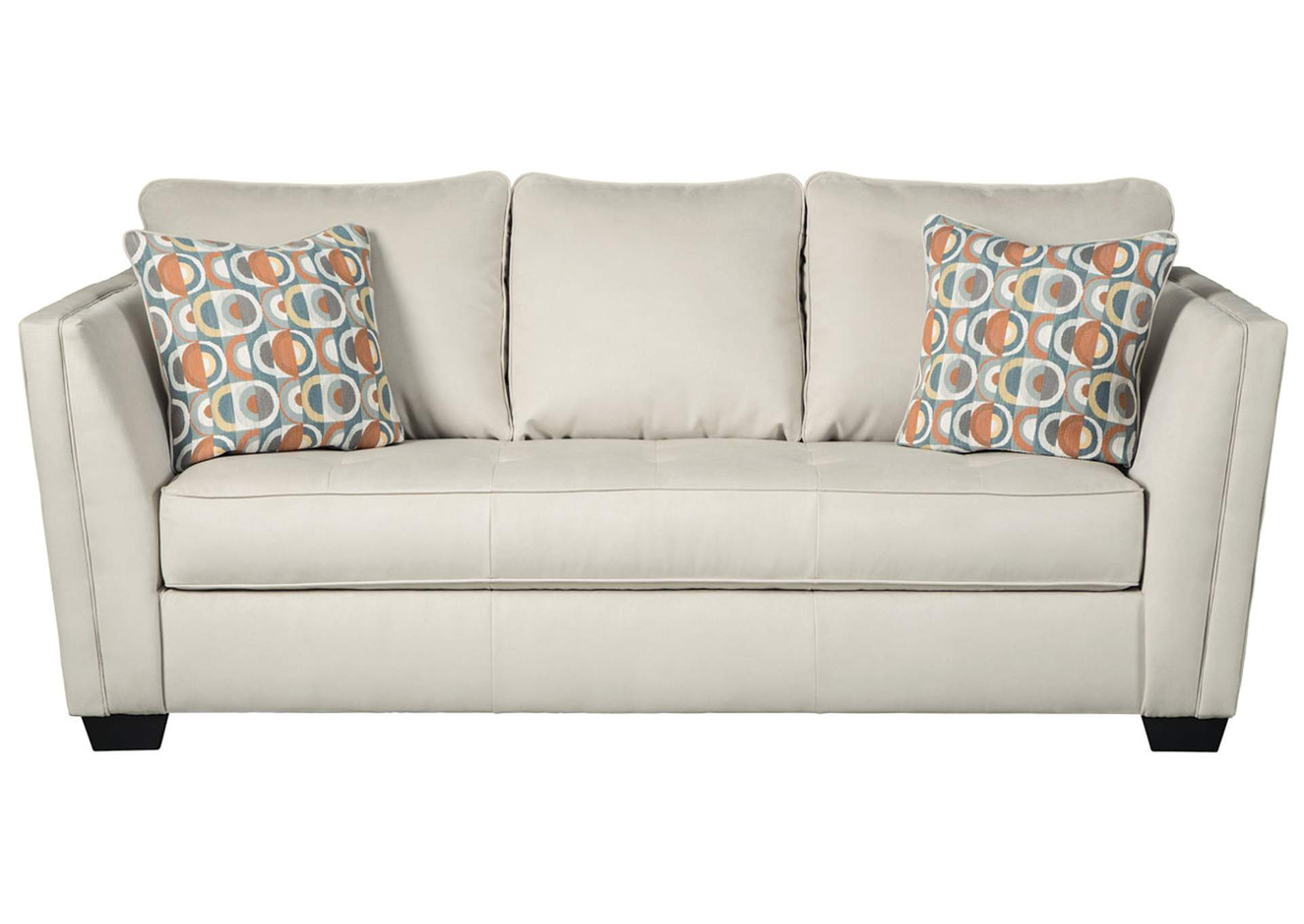 Filone Ivory Sofa,Signature Design By Ashley
