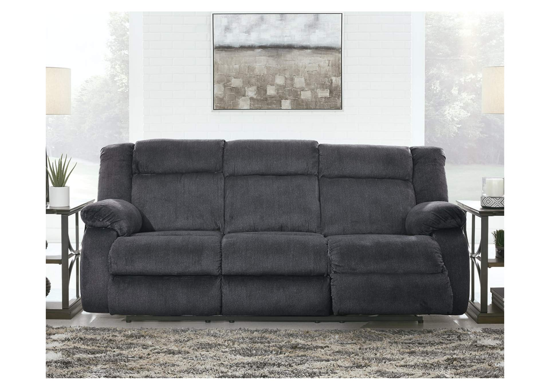Burkner Power Reclining Sofa,Signature Design By Ashley