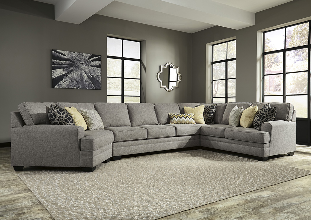 sectional with chaise and cuddler s potatoes furniture stores 7878