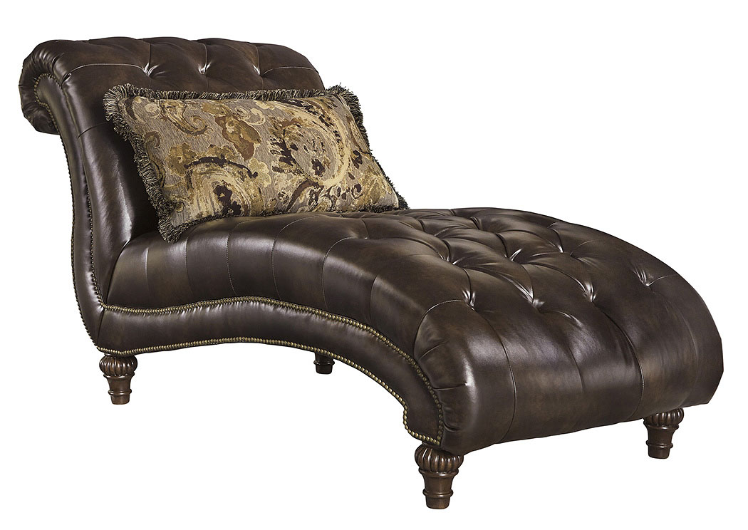 Winnsboro DuraBlend Vintage Chaise,Signature Design By Ashley
