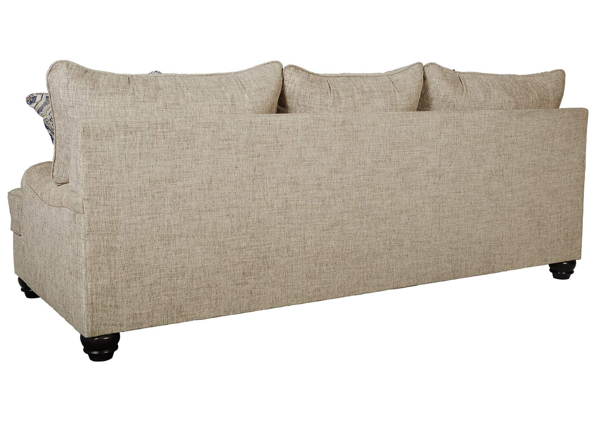 Reardon Gray Sofa,Signature Design By Ashley