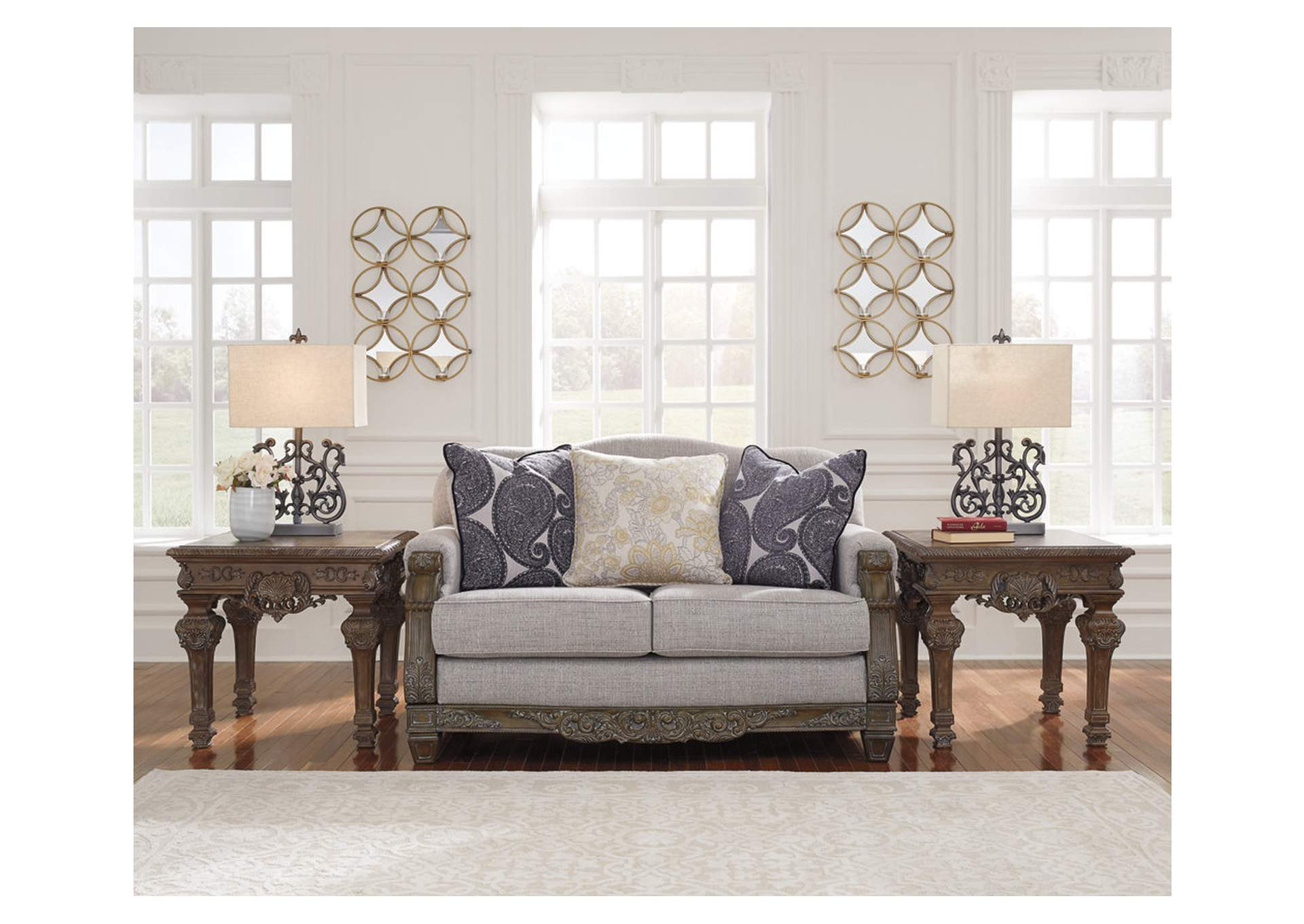 Sylewood Loveseat,Signature Design By Ashley