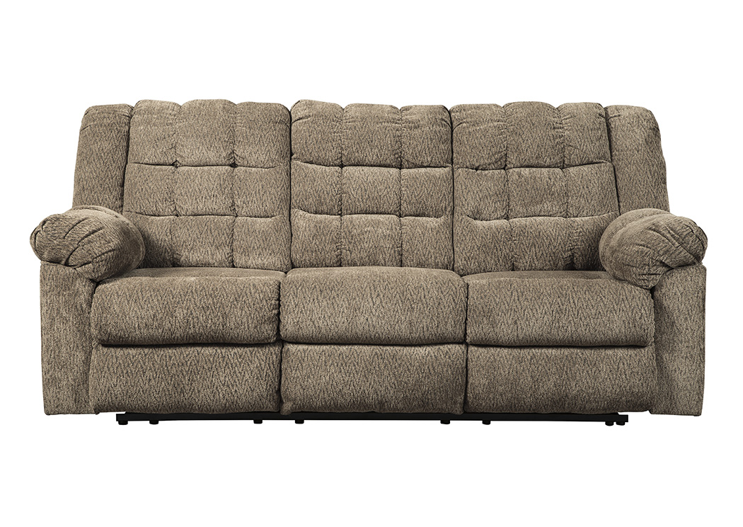 Exceptionnel Workhorse Cocoa Reclining Sofa,Signature Design By Ashley