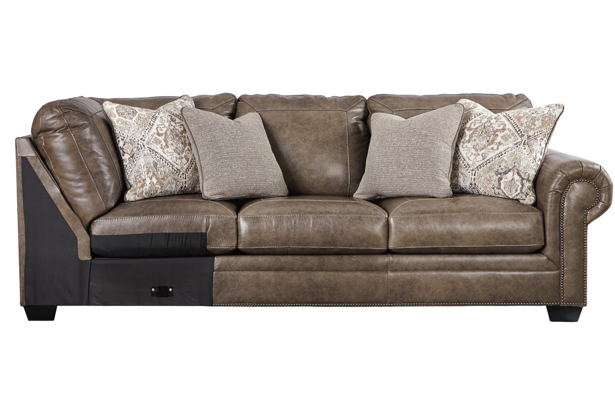 Roleson Quarry RAF Sofa w/Corner Wedge,Signature Design By Ashley