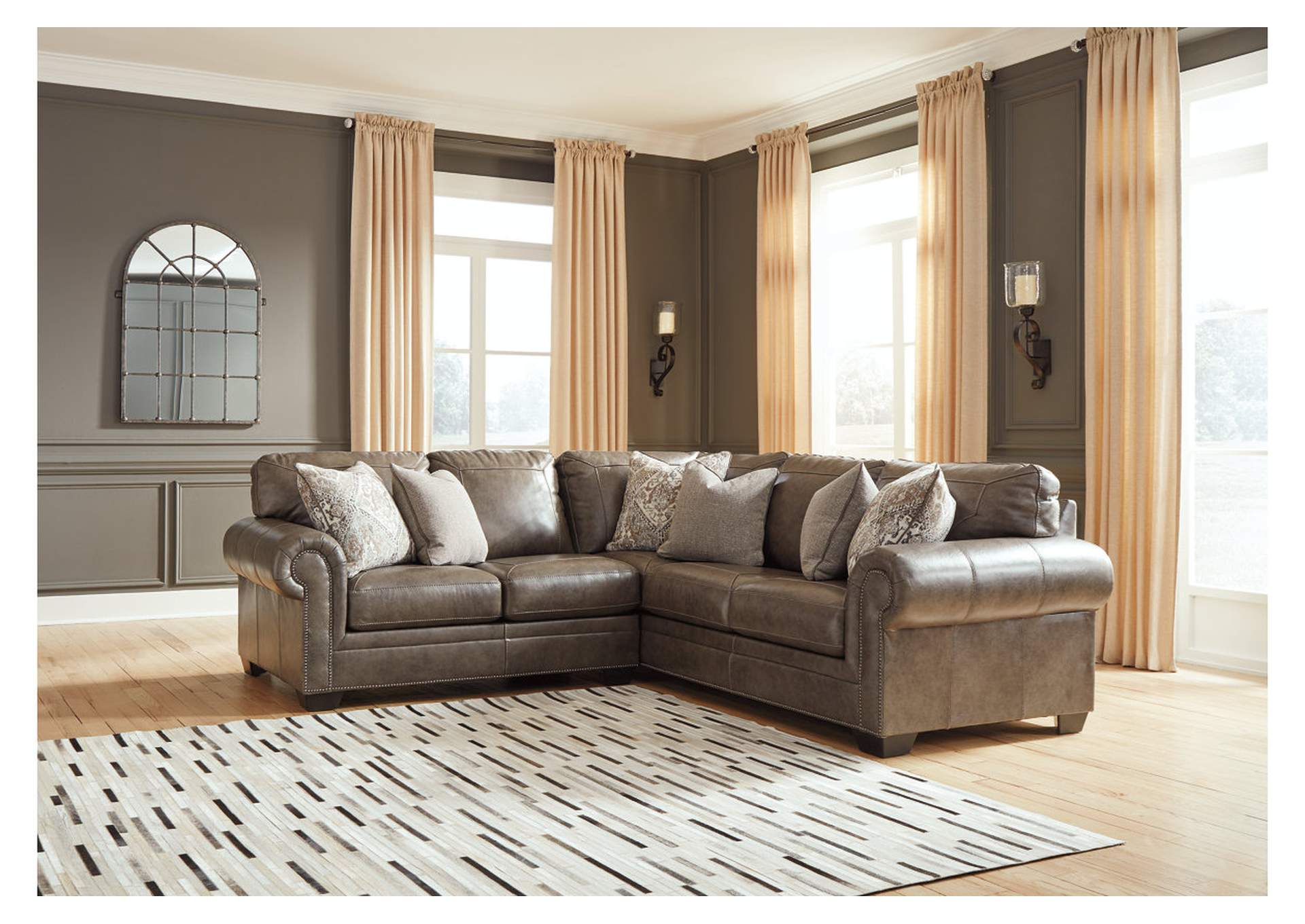 Roleson Quarry 2 Piece Sectional,Signature Design By Ashley