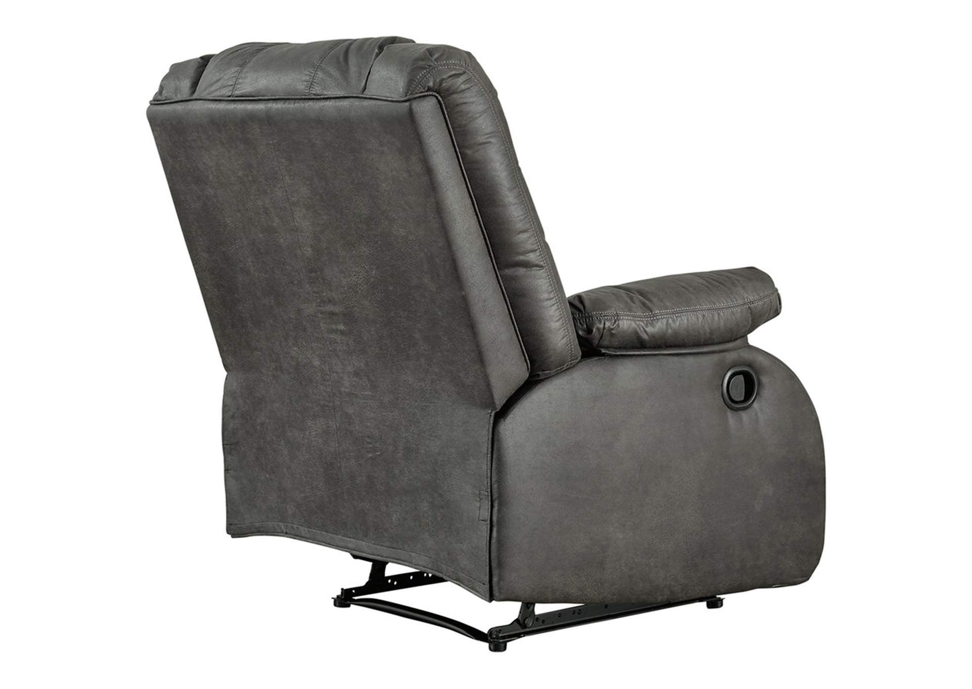 Bladewood Slate Recliner,Signature Design By Ashley