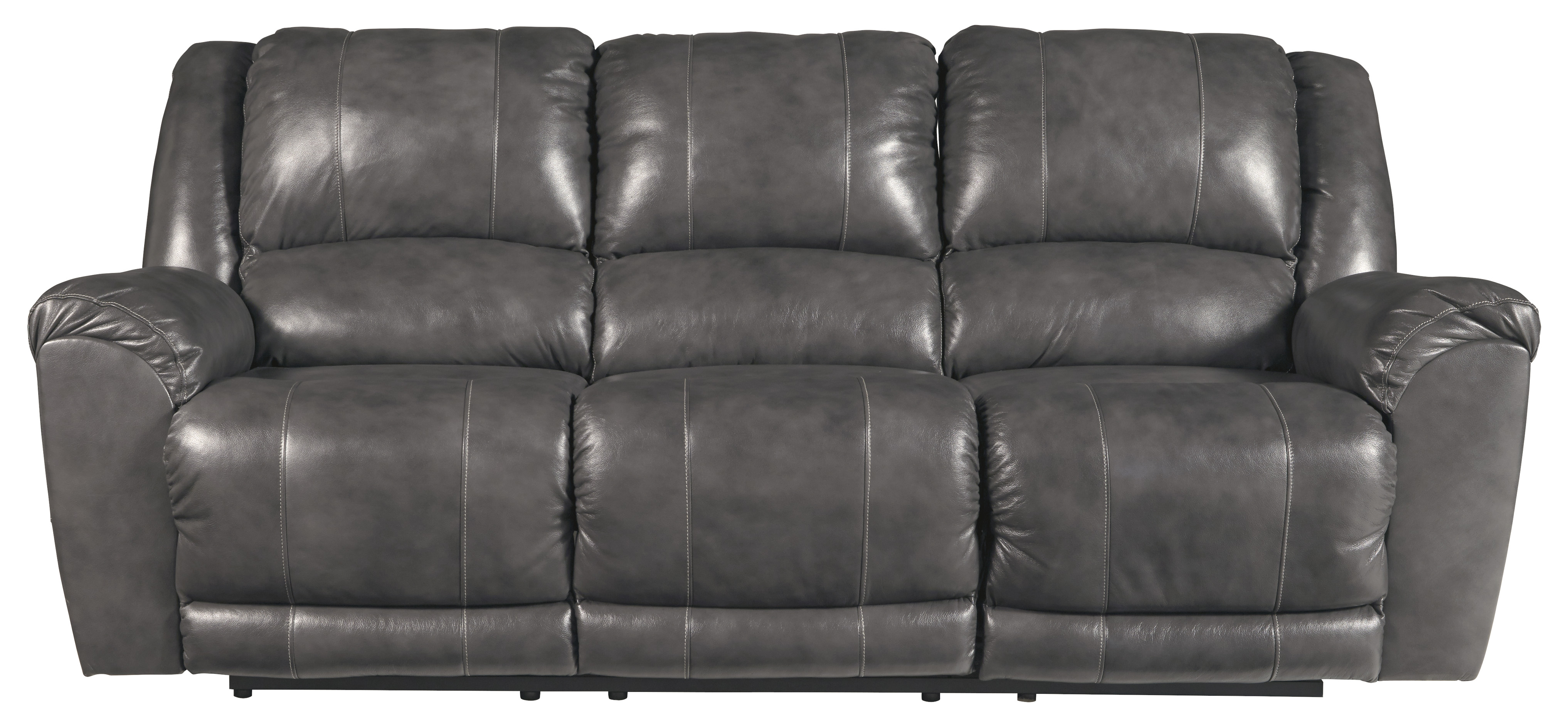 Persiphone Charcoal Power Reclining Sofa,Signature Design By Ashley