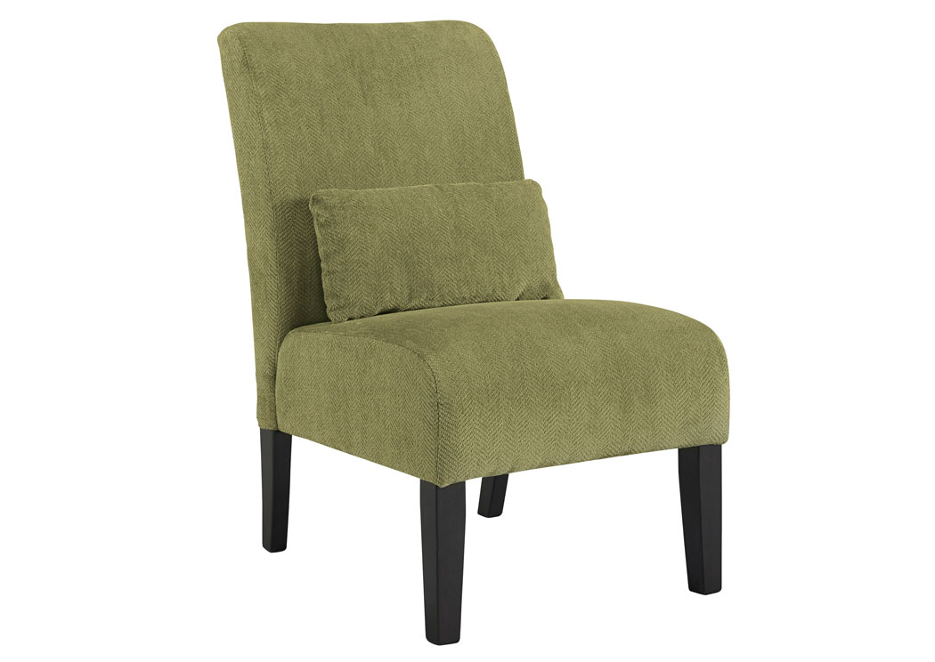 Annora Green Accent Chair,Signature Design By Ashley