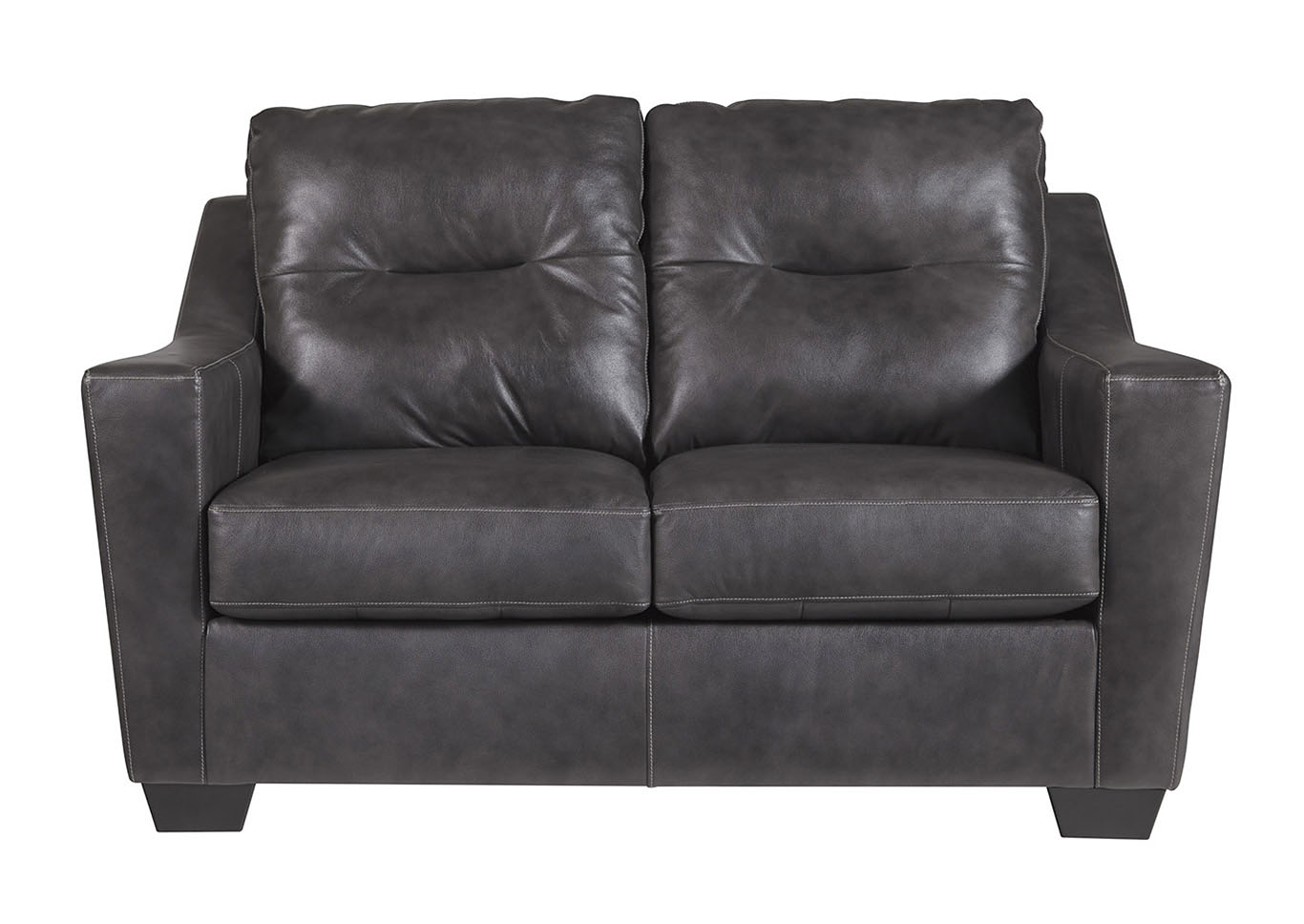 Kensbridge Charcoal Loveseat,Signature Design By Ashley