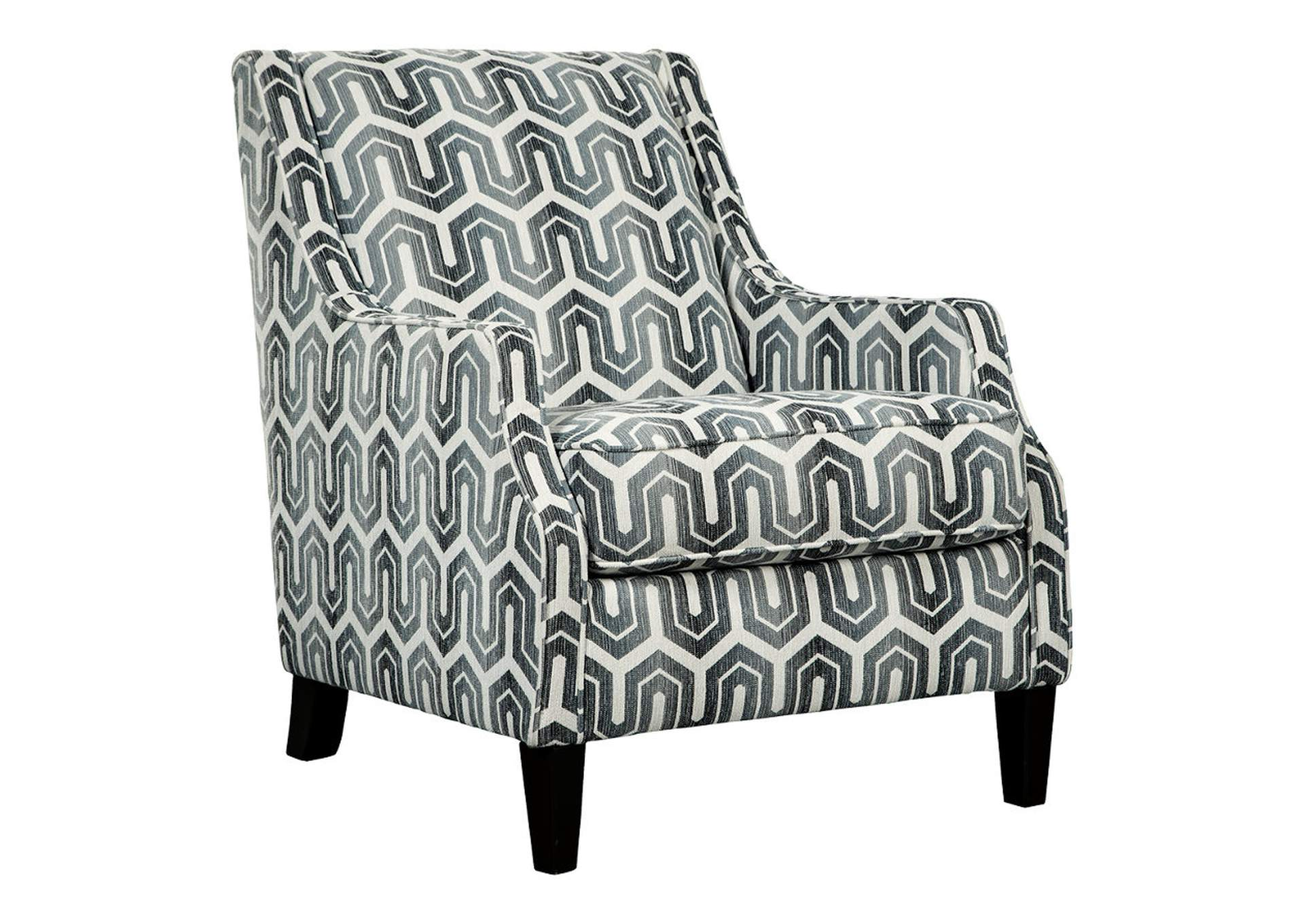 Gilmer Gunmetal Accent Chair,Signature Design By Ashley