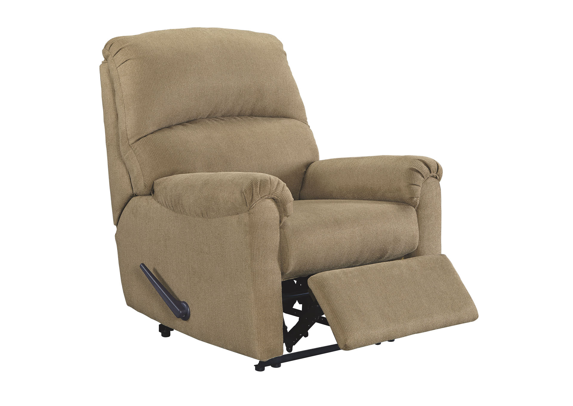 Otwell Cocoa Rocker Recliner,Signature Design by Ashley