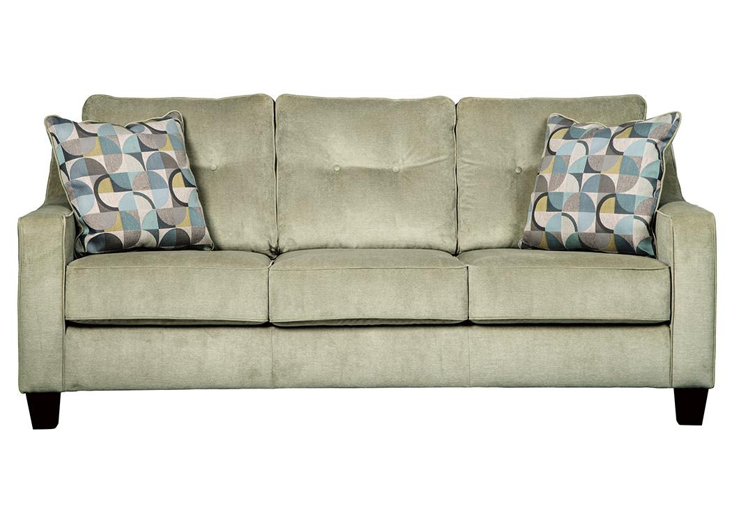 American Furniture Galleries Bizzy Meadow Sofa