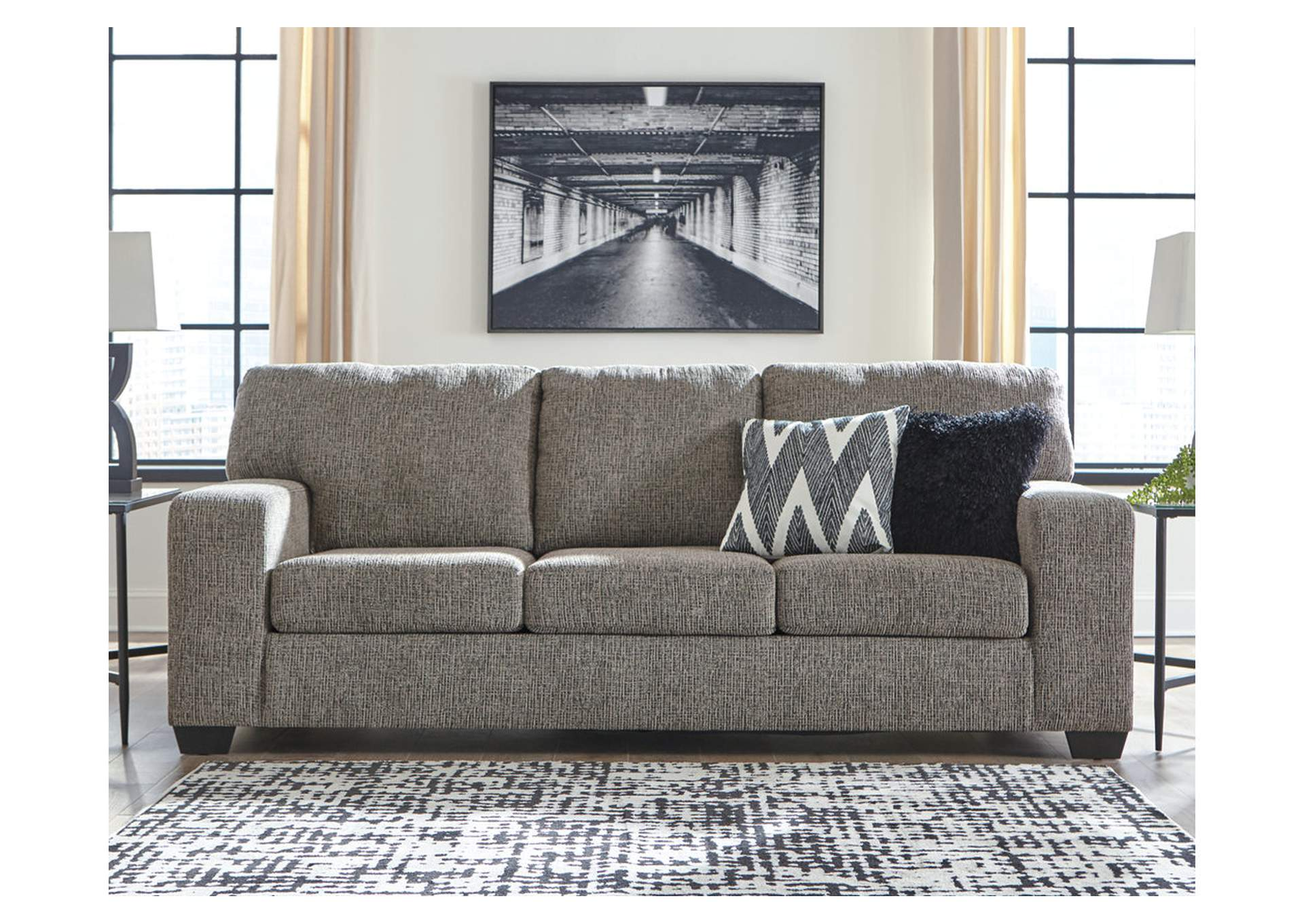 city furniture home decor - stamford, ct termoli granite sofa