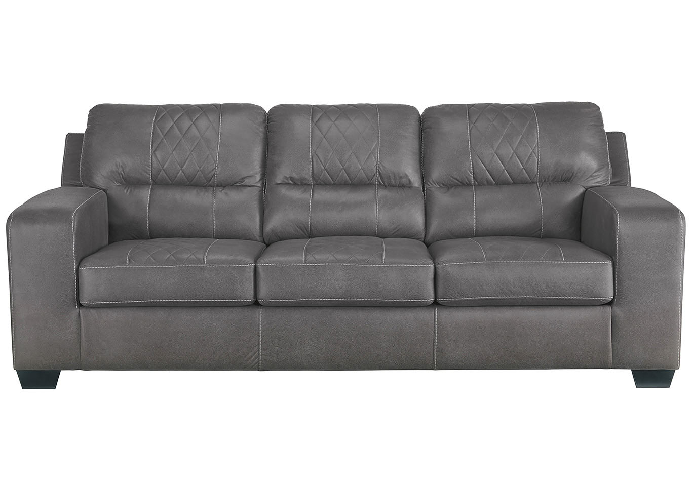 Narzole Dark Gray Sofa,Benchcraft