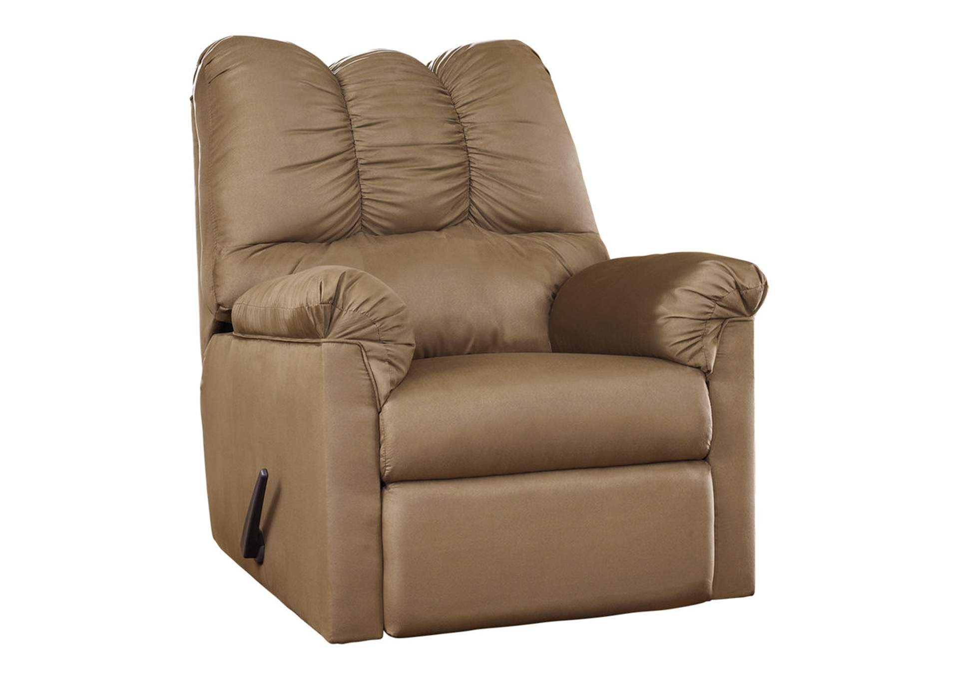 Darcy Mocha Rocker Recliner,Signature Design By Ashley