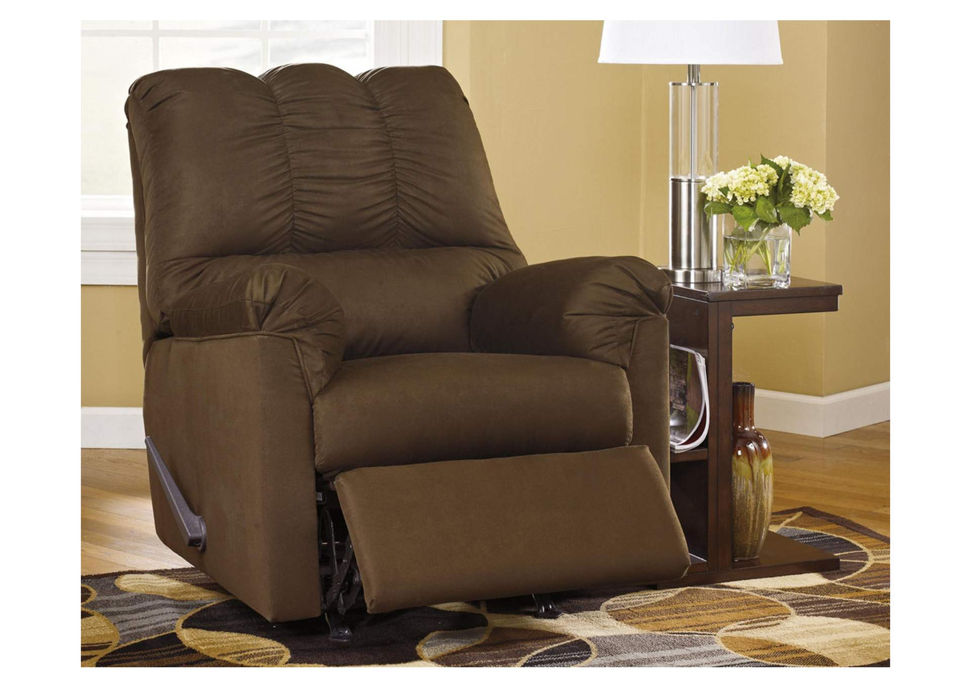 Darcy Cafe Rocker Recliner,Signature Design By Ashley
