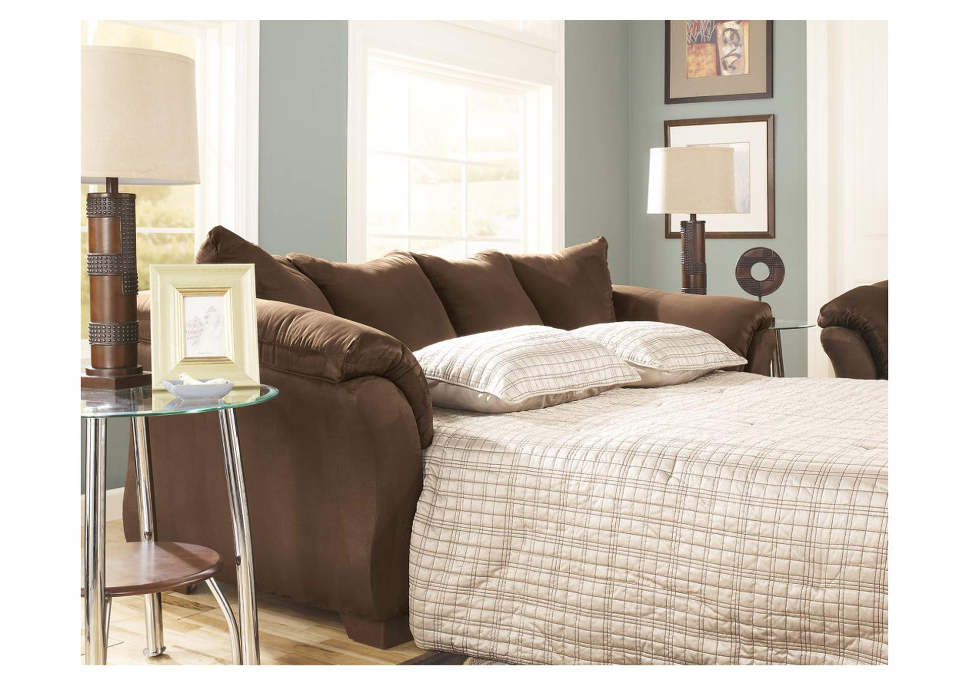 Best Buy Furniture And Mattress Darcy Cafe Full Sofa Sleeper